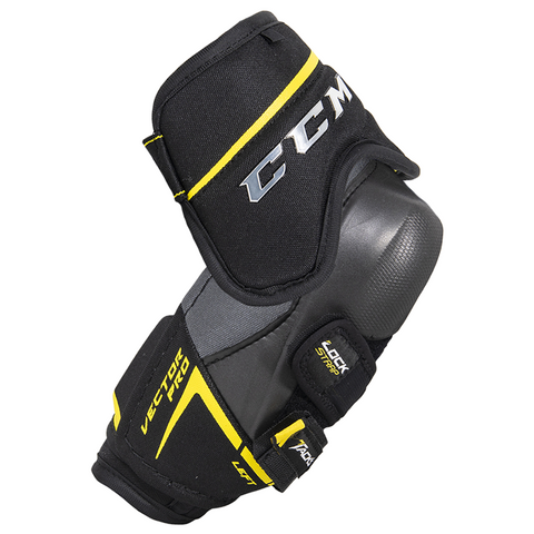 CCM Tacks Vector Pro Elbow Pads - JUNIOR