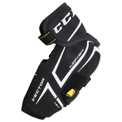 CCM Tacks Vector Elbow Pads - SENIOR