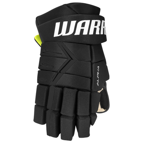 Warrior Alpha Evo Gloves - SENIOR