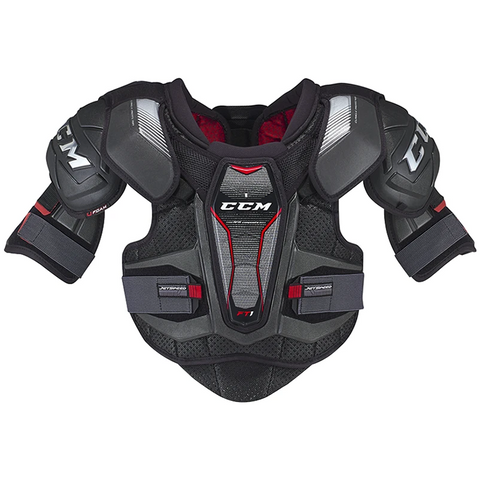 CCM JetSpeed FT1 Shoulder Pads - SENIOR