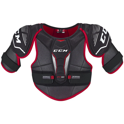 CCM JetSpeed FT350 Shoulder Pads - SENIOR