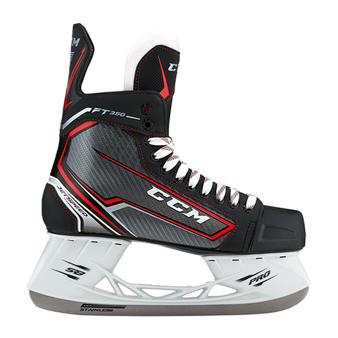 CCM JetSpeed FT350 Ice Skates - JUNIOR