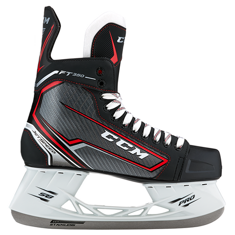 CCM JetSpeed FT350 Ice Skates - SENIOR
