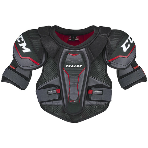 CCM JetSpeed FT370 Shoulder Pads - SENIOR