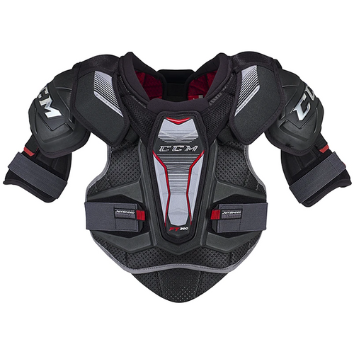 CCM JetSpeed FT390 Shoulder Pads - SENIOR