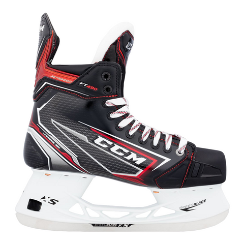 CCM JetSpeed FT490 Ice Skates - JUNIOR
