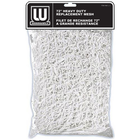 "Winnwell Heavy-Duty 72"" Replacement Net"