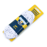 Howies Hockey White Skate Laces