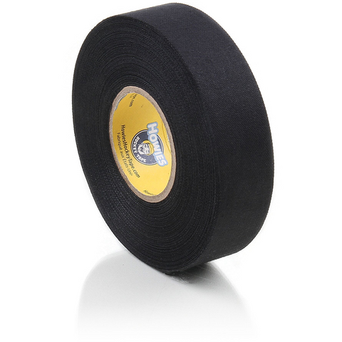 Howies Hockey Black Cloth Hockey Tape