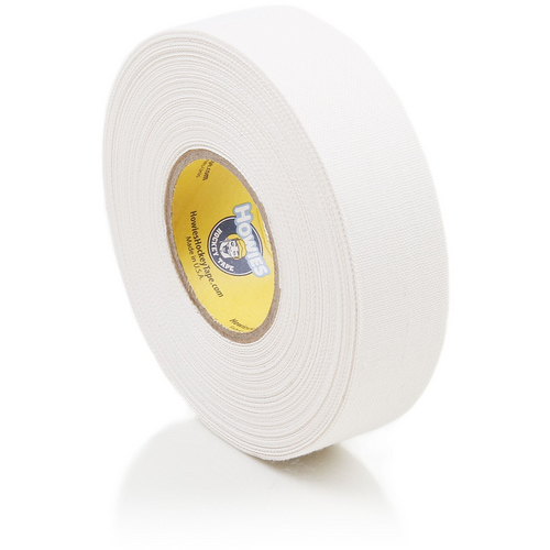 Howies Hockey White Cloth Hockey Tape - 1 Inch