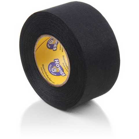 Howies Hockey Black Cloth Hockey Tape - 1.5 Inch