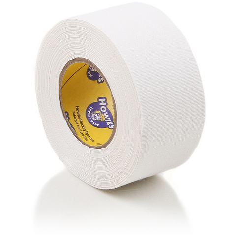Howies Hockey White Cloth Hockey Tape - 1.5 Inch