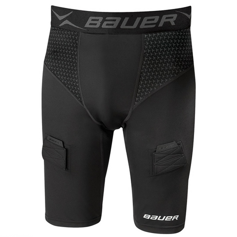 Bauer NG Premium Compression Jock Short - SENIOR