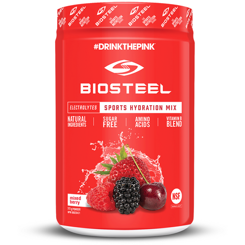 BioSteel Mixed Berry Sports Drink Mix - 315G