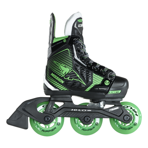 Mission Lil' Ripper Adjustable Inline Skates - YOUTH