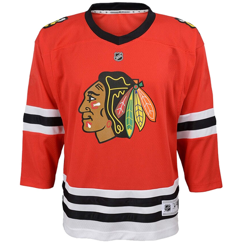 Outerstuff Premium Chicago Blackhawks Jersey