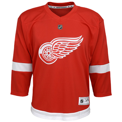 Outerstuff Premium Detroit Red Wings Jersey