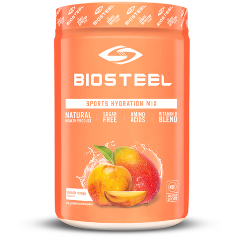 BioSteel Peach Mango Sports Drink Mix - 315G