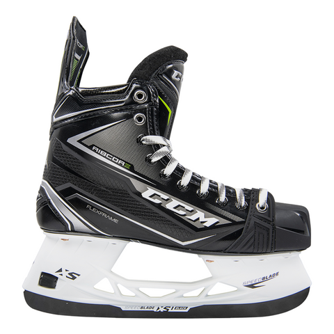 CCM Ribcor Platinum Ice Skates - JUNIOR