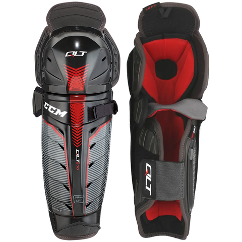 CCM QuickLite 270 Shin Guards - SENIOR