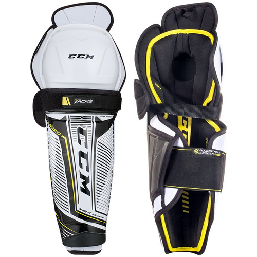 CCM Tacks 9060 Shin Guards - SENIOR