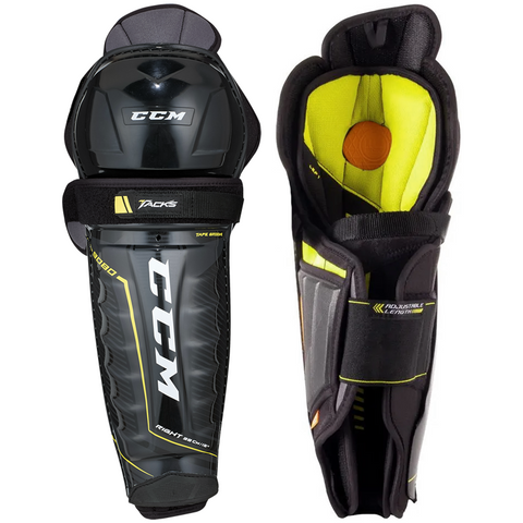 CCM Tacks 9080 Shin Guards - SENIOR