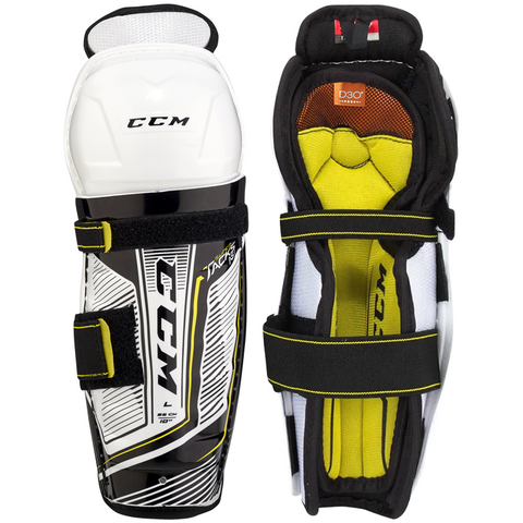 CCM Super Tacks AS1 Shin Guards - YOUTH
