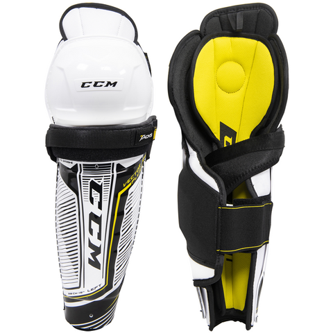 CCM Tacks Vector Plus Shin Guards - SENIOR