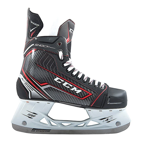 CCM JetSpeed Shock Ice Skates - JUNIOR