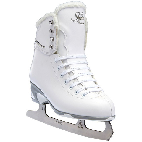 Jackson SoftSkate JS180 Fleece Figure Skates - LADIES