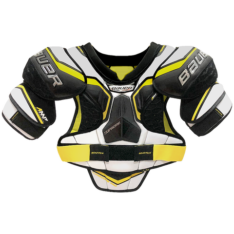 Bauer Supreme Matrix Shoulder Pads - JUNIOR