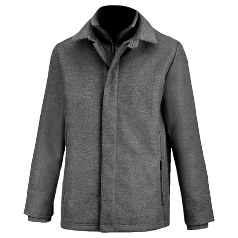 Bauer Team Travel Coat - Charcoal - ADULT
