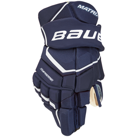 Bauer Supreme Matrix Gloves - SENIOR