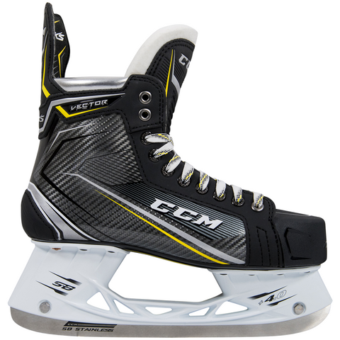 CCM Tacks Vector Ice Skates - SENIOR