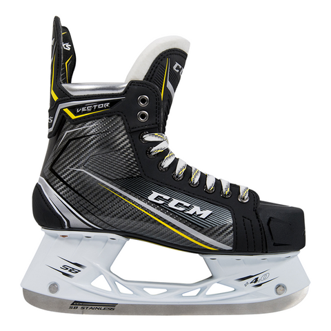 CCM Tacks Vector Ice Skates - JUNIOR