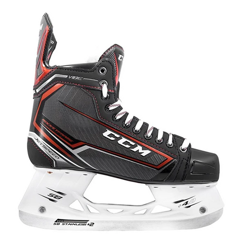 CCM JetSpeed Vibe Ice Skates - JUNIOR