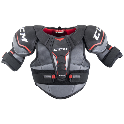 CCM JetSpeed Vibe Shoulder Pads - SENIOR