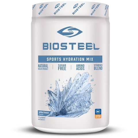 BioSteel White Freeze Sports Drink Mix - 315G