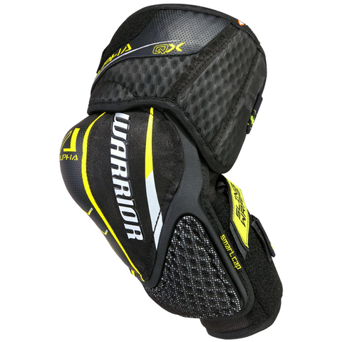 Warrior Alpha QX Elbow Pads - SENIOR