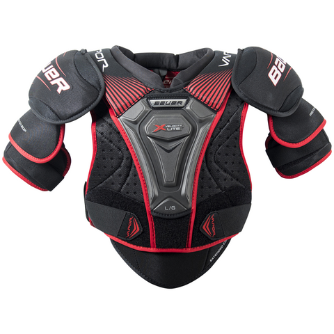 Bauer Vapor X Velocity Lite Shoulder Pads - JUNIOR