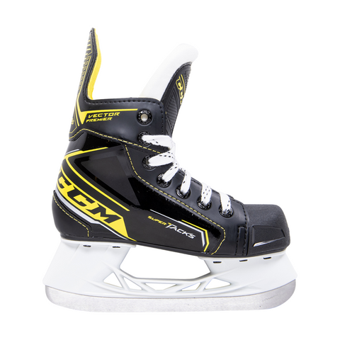 CCM Super Tacks Vector Premier Ice Skates - YOUTH