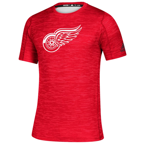 adidas Game Mode Red Wings Tee - ADULT