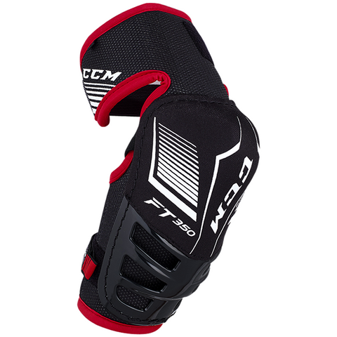 CCM JetSpeed FT350 Elbow Pads - SENIOR
