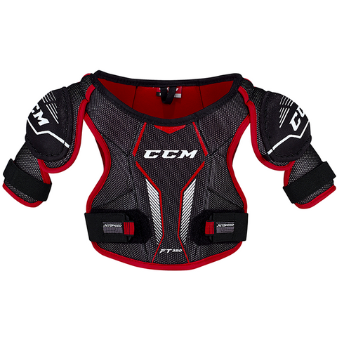 CCM JetSpeed FT350 Shoulder Pads - YOUTH