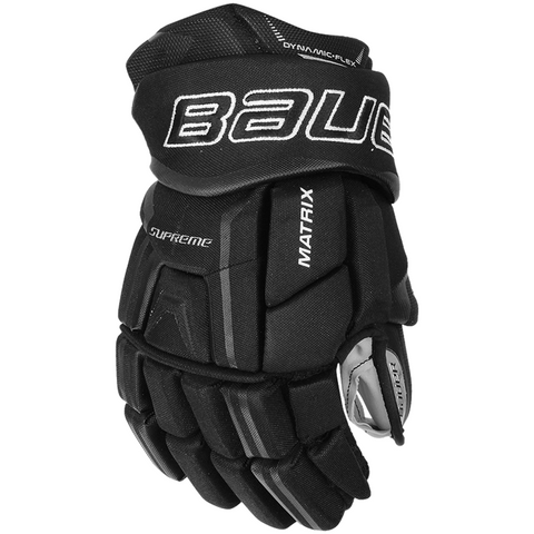 Bauer Supreme Matrix Gloves - JUNIOR