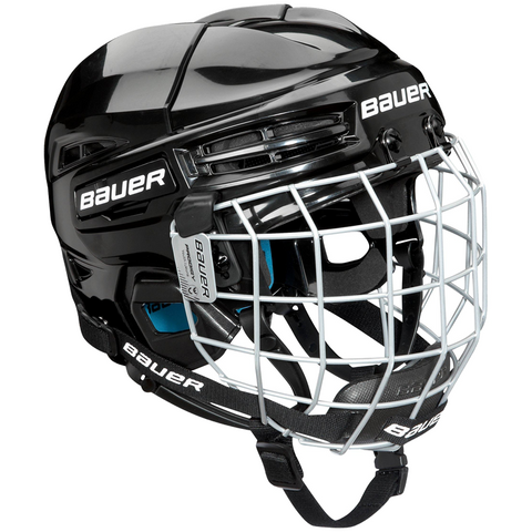 Bauer Prodigy Youth Helmet Combo