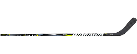 Warrior Alpha QX Grip Hockey Stick - JUNIOR