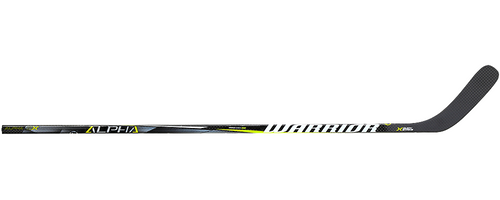 Warrior Alpha QX Grip Hockey Stick - INTERMEDIATE