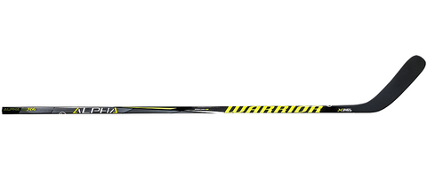 Warrior Alpha QX4 Grip Hockey Stick - INTERMEDIATE