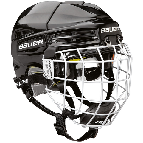 Bauer RE-AKT 100 Youth Helmet Combo